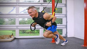Instant Access to 20 Minute Workout Series - TRX Sculpt Workout by John Garey TV, powered by Intelivideo
