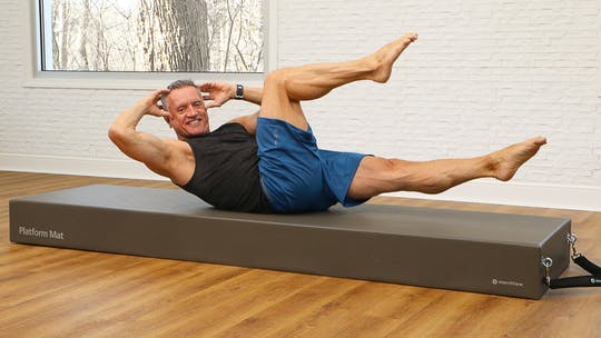 Pilates Mat Summer Body Abs Workout 1 by John Garey TV, powered by Intelivideo
