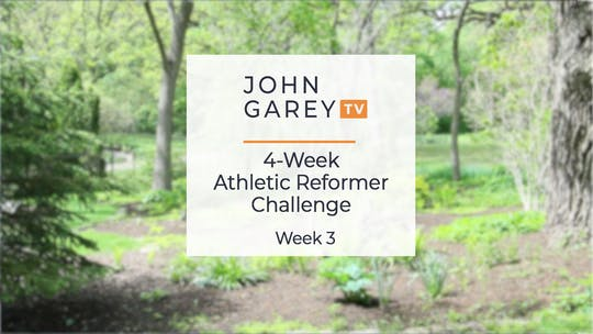 Week 3 by John Garey TV