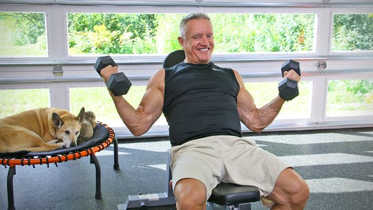 20 Minute Fitness Series - Arms and Shoulders by John Garey TV