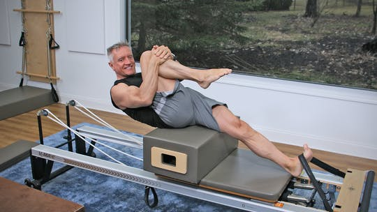Reformer Mobility Workout 3-16-20 by John Garey TV
