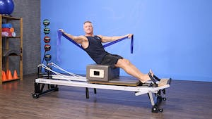 Intermediate Reformer with Flex Band 1-29-18 by John Garey TV