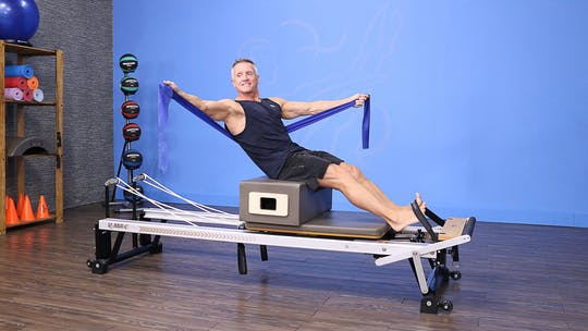 Intermediate Reformer with Flex Band 1-29-18 by John Garey TV, powered by Intelivideo