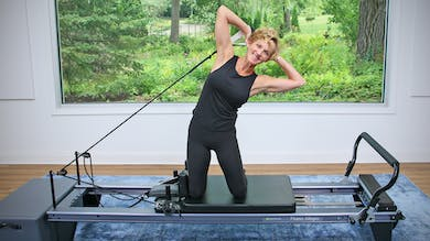 Beginner Reformer Progressive Series with Sheri - Workout 16 by John Garey TV
