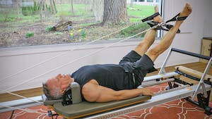 Instant Access to 20 Minute Reformer Series - Lower Body Circuit 2 by John Garey TV, powered by Intelivideo