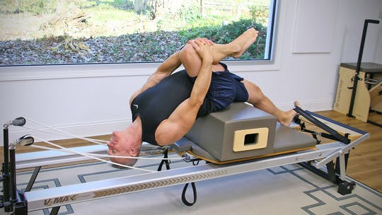 30 Minute Intermediate Reformer Workout 11-18-19 by John Garey TV