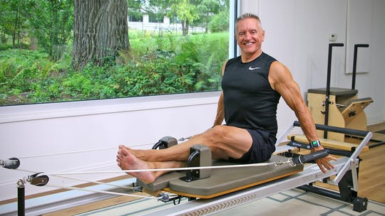 20 Minute Reformer Series - Beginner Workout 1 by John Garey TV