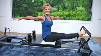 Beginner Reformer Progressive Series with Sheri - Workout 11 by John Garey TV
