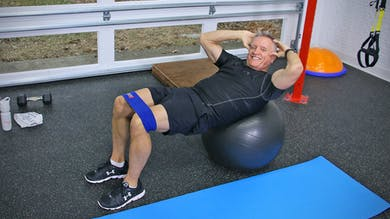 Glutes Focus Workout 2-21-20 by John Garey TV