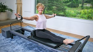 Beginner Reformer Progressive Series with Sheri 18 by John Garey TV