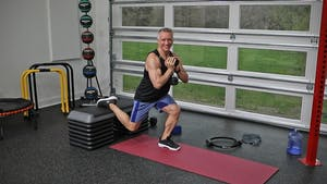 Legs and Abs Workout 4-24-20 by John Garey TV
