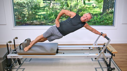 30 Minute Unilateral Athletic Reformer Workout by John Garey TV