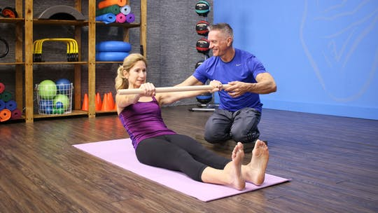 Workouts for New Pilates Mat Clients by John Garey TV
