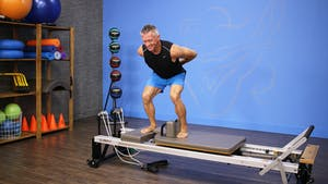 Instant Access to Reformer Glute and Leg Circuit Workout: 5-1-17 by John Garey TV, powered by Intelivideo