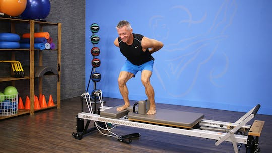 Reformer Glute and Leg Circuit Workout: 5-1-17 by John Garey TV