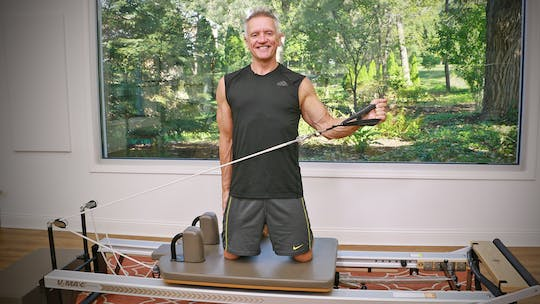 Instant Access to Beginner Reformer Series - Workout 7 by John Garey TV, powered by Intelivideo