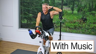 20 Minute Fitness Series - Cycle Workout 2 with Music by John Garey TV