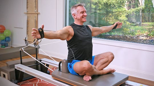 Front Rowing - Arm Circles by John Garey TV