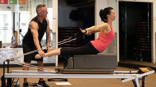 Advanced Reformer with Heather 2-5-18 by John Garey TV