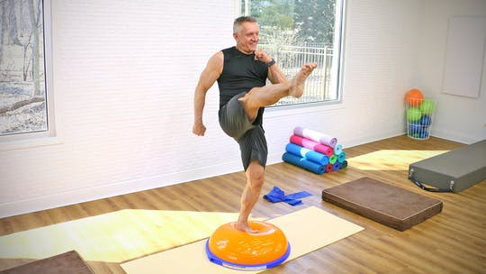 20 Minute Mat Workout Series - BOSU 1 by John Garey TV
