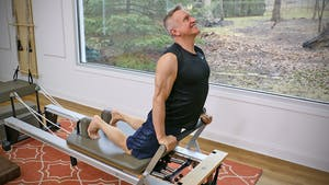 Instant Access to 20 Minute Reformer Workout Series - Mobility 1 by John Garey TV, powered by Intelivideo