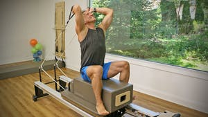 Instant Access to Reformer Strap Workout 8-6-18 by John Garey TV, powered by Intelivideo