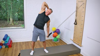 20 Minute Spring Wall Workout by John Garey TV