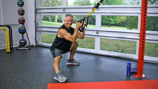 TRX Full Body Workout with John by John Garey TV