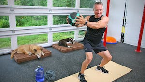 Summer Body Fitness - Med Ball Workout by John Garey TV