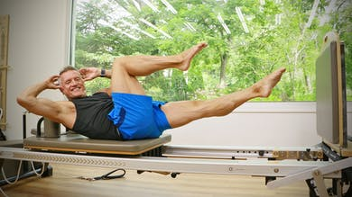 Reformer Jumpboard Strength and Power Workout 7-30-18 by John Garey TV