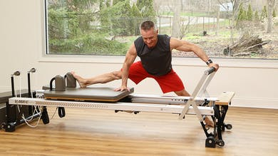 Reformer Extremity Workout 5-21-18 by John Garey TV