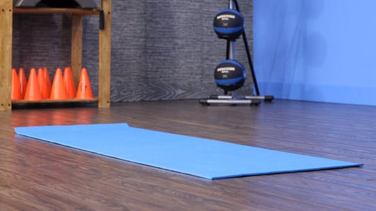 Pilates Mat by John Garey TV
