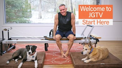 Welcome to JGTV by John Garey TV