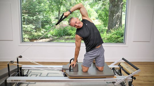 20 Minute Reformer Series - Athletic Reformer Workout by John Garey TV