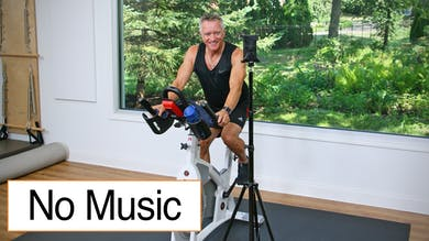 Cycle - Stretch with No Music 8-14-20 by John Garey TV