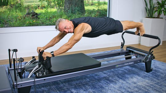 20 Minute Reformer Series - Advanced Workout 3 by John Garey TV