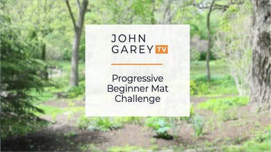 Progressive Beginner Mat Intro by John Garey TV