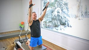 Instant Access to Intermediate Reformer Series - Workout 4 by John Garey TV, powered by Intelivideo