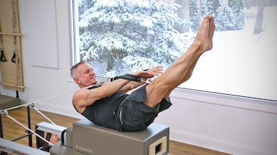 Intermediate Reformer Workout 2-25-19 by John Garey TV