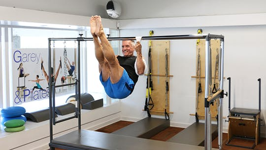 Instant Access to Advanced Reformer Workout 9_26_16 by John Garey TV, powered by Intelivideo