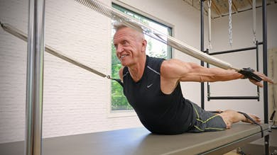Mixed Equipment - Intermediate Cadillac and Reformer Workout 6-28-18 by John Garey TV