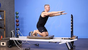 Reformer and Cardio Tramp Interval Workout 11-27-17 by John Garey TV