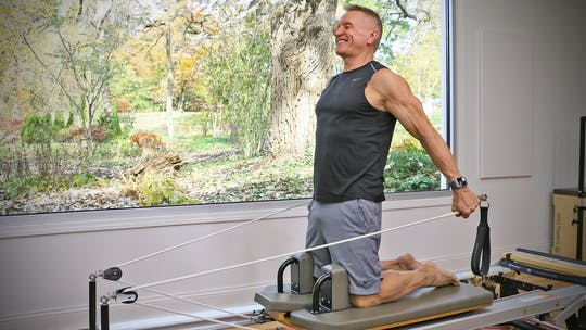 Intermediate Reformer Series - Workout 3 by John Garey TV, powered by Intelivideo