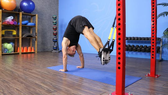 Ab Series - TRX and Med Ball by John Garey TV, powered by Intelivideo