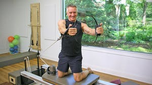 30 Minute Power Reformer Workout with Fitness Circle 1 by John Garey TV