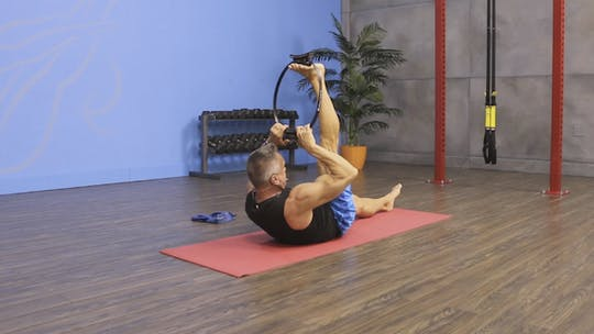 Instant Access to Ranch Mat Series - Level 1, Workout 5 by John Garey TV, powered by Intelivideo