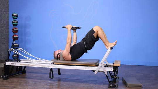 Reformer and Circle Workout 11-13-17 by John Garey TV, powered by Intelivideo