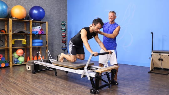 Workouts for New Reformer Clients by John Garey TV