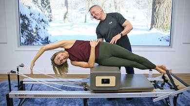6 Week Intermediate Reformer Series - Workout 8 by John Garey TV