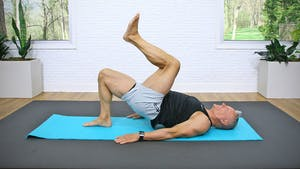 5 Minute Workout Series - Pilates Mat Leg Workout 1 by John Garey TV